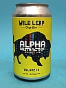 Wild Leap Alpha Abstraction Vol.16 35,5cl