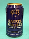 Kees Barrel Project 21.06 Barley Wine Tequila BA 33cl