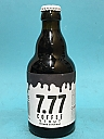 Naastbos Coffee Stout 7.77 33cl