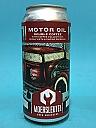 De Moersleutel Motor Oil Double Coffee 44cl