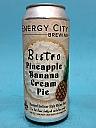 Energy City Bistro Pineapple Banana Cream Pie 47,3cl