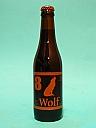 Wolf 8 Brune 33cl
