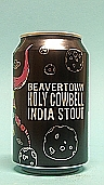 Beavertown Holly Cowbell India Stout 33cl