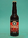 Eight Degrees Amber Ella American Amber Ale 33cl