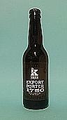 Kees Export Porter 1750 33cl
