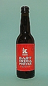 Kees East India Porter 33cl