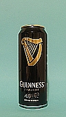 Guiness Draught 50cl Blik