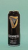 Guinness Draught 50cl Blik