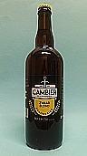 Cambier Liwwadden Zwaar Blond fl 75cl