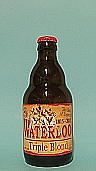 Waterloo Triple Blond 33cl